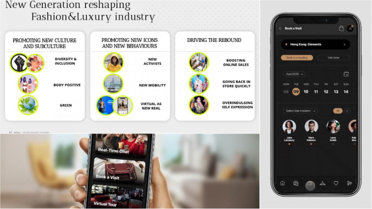 3) Everything Customer & Virtual Store