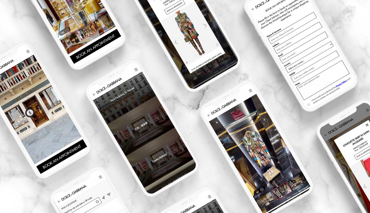 Dolce & Gabbana - mobile