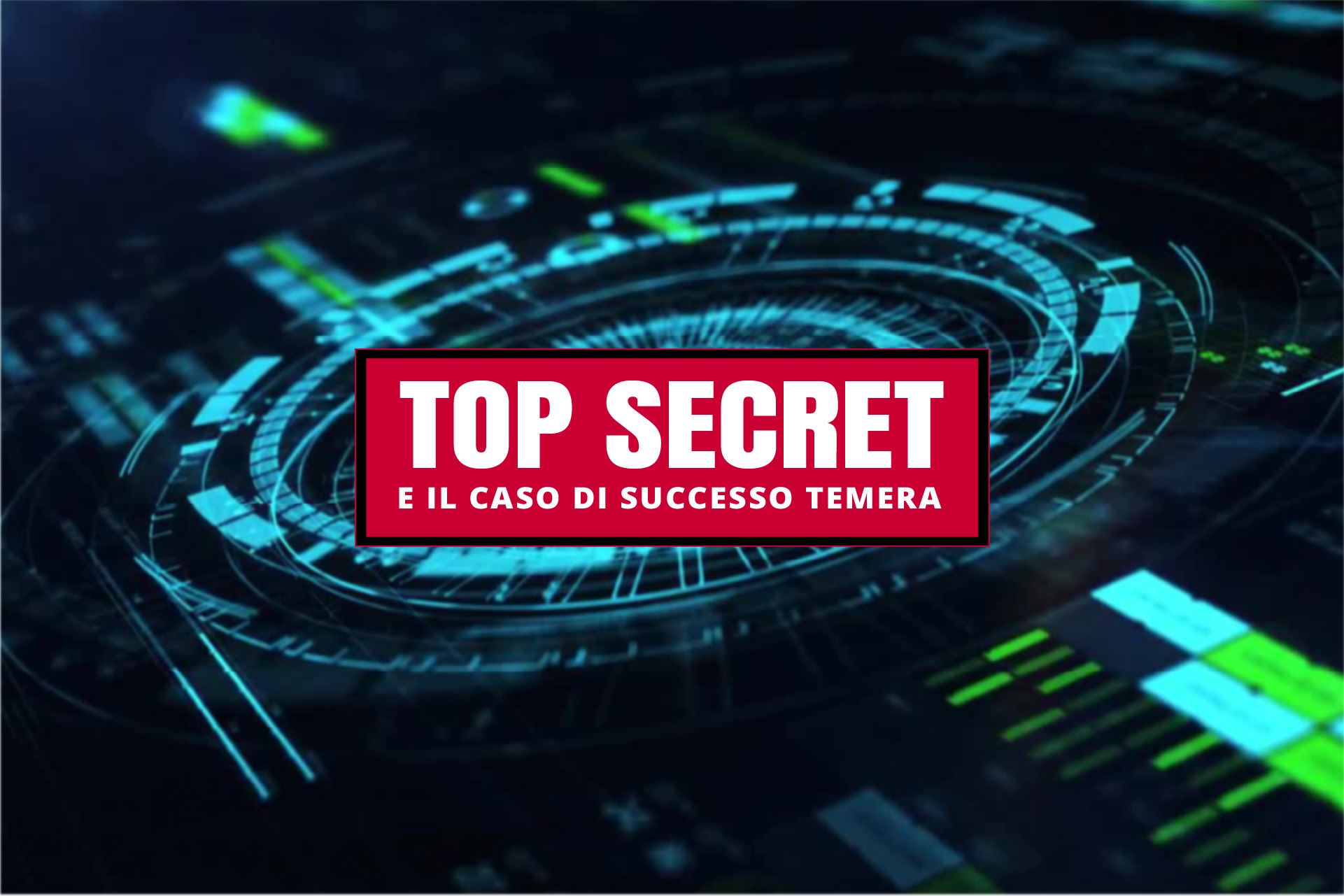 CEO Arcangelo D'Onofrio interview by Top Secret