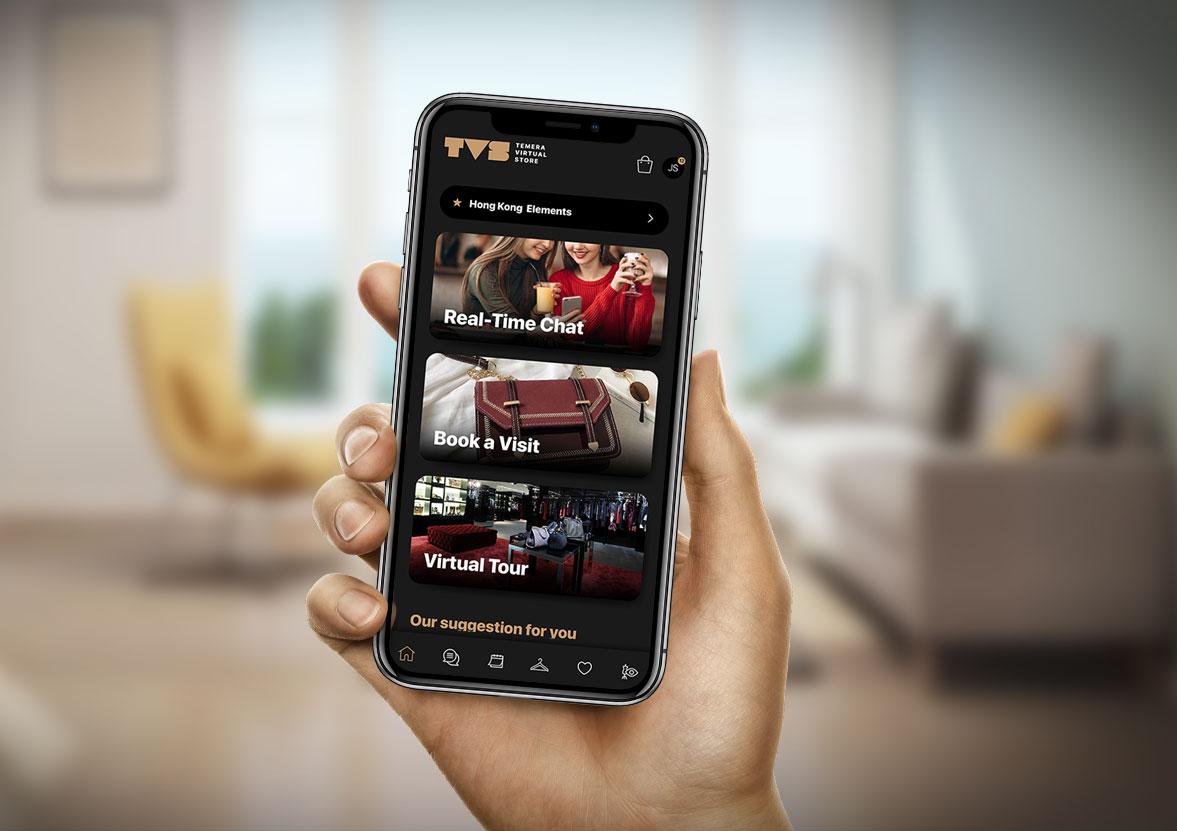 TVS – Temera Virtual Store